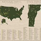 US National Parks - Vermont by FinlayMcNevin