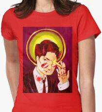 Daredevil Matt Murdock Womens Fitted T-Shirt