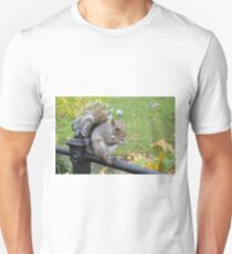 New York Squirrel  Unisex T-Shirt