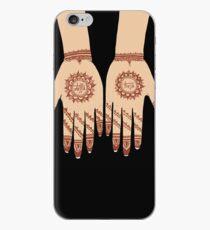 Daffa Hoja Wedding Henna  - Desi Pop Art iPhone Case