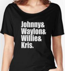 The Highwaymen  Women's Relaxed Fit T-Shirt