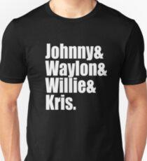 The Highwaymen  Unisex T-Shirt