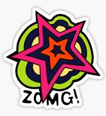 Ryuji Zomg!  Sticker