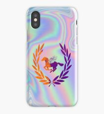 Percy Jackson Pattern iPhone Case