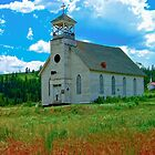 Old Church in Colorado by AspenWillow