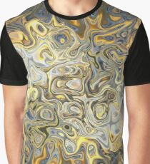 The Shore - Original Abstract Design Graphic T-Shirt