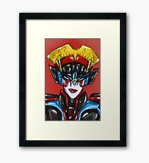 Windblade  Framed Print