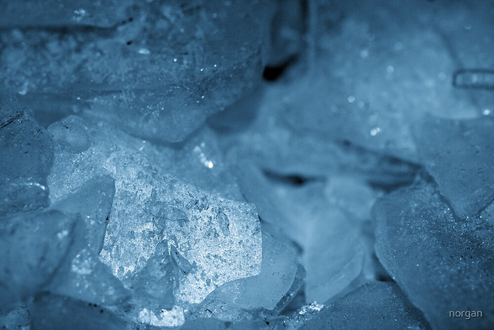 Blue Ice by norgan