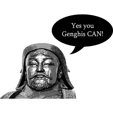 Genghis Can by londonlew