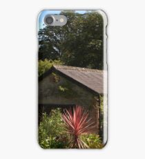 Irish Cottage - Blarney Ireland iPhone Case/Skin