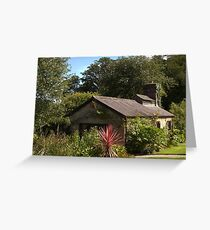 Irish Cottage - Blarney Ireland Greeting Card