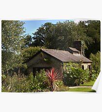 Irish Cottage - Blarney Ireland Poster