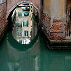 Arches of Venice by Marylou Badeaux