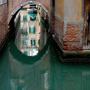 Arches of Venice by MarylouBadeaux