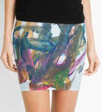 Cockatoos Mini Skirt