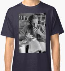 Steve McQueen eats a donut Classic T-Shirt
