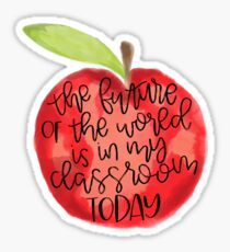 Teacher Quote Sticker