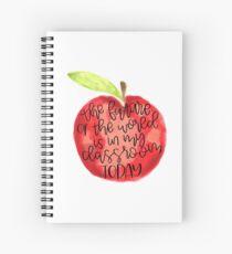 Teacher Quote Spiral Notebook