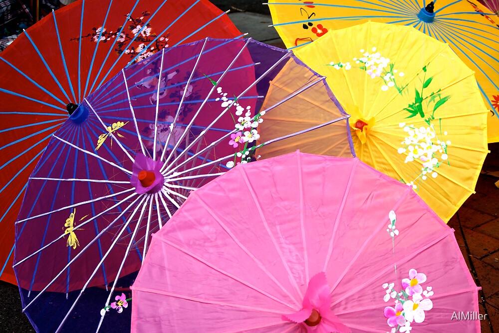 Umbrella Festival by AlMiller