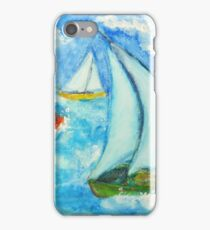 Smooth Sailing iPhone Case/Skin