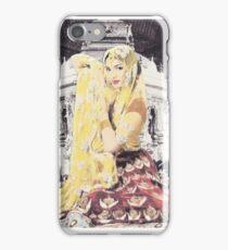 Mughal Jaan iPhone Case/Skin