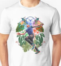 Drunk & High Unisex T-Shirt