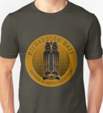 Richardson Hall - Wisdom of the Ages -a Unisex T-Shirt