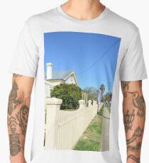 Streetscape - Smalltown Australia Men's Premium T-Shirt