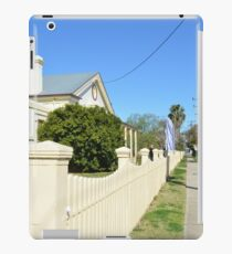 Streetscape - Smalltown Australia iPad Case/Skin