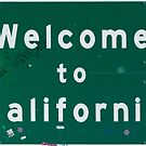 Welcome to California by mindydidit