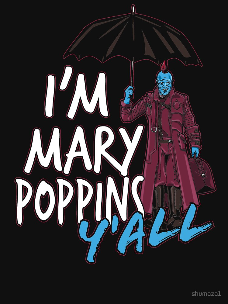Ich heirate Poppins euch alle von shumaza1