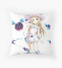 Lillie Kawaii Throw Pillow