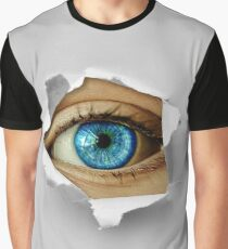 All Seeing Eye Graphic T-Shirt