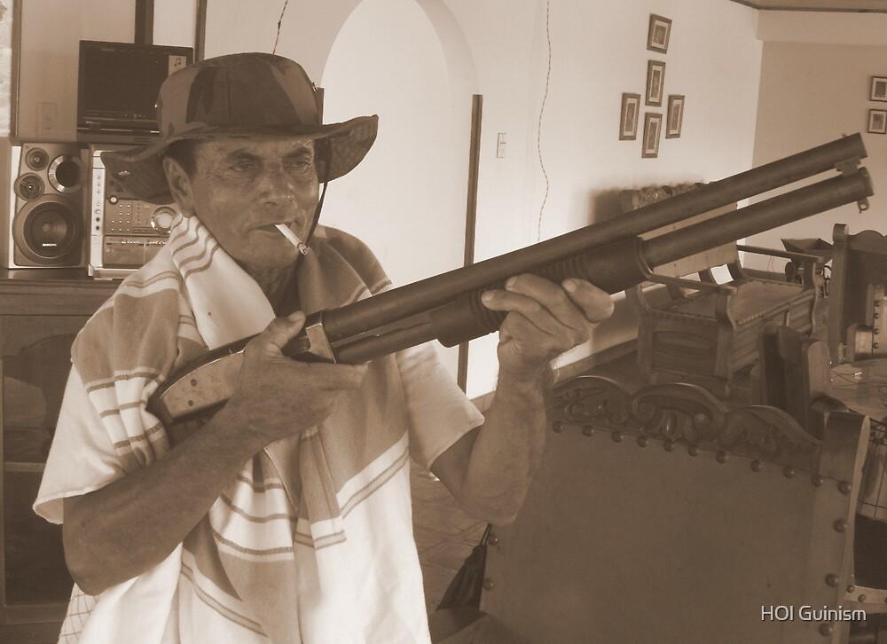 """El Jefe"" by HOl Guinism"
