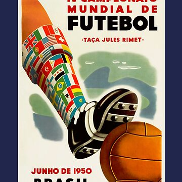 World Cup of 1950 in Brazil by Drewaw