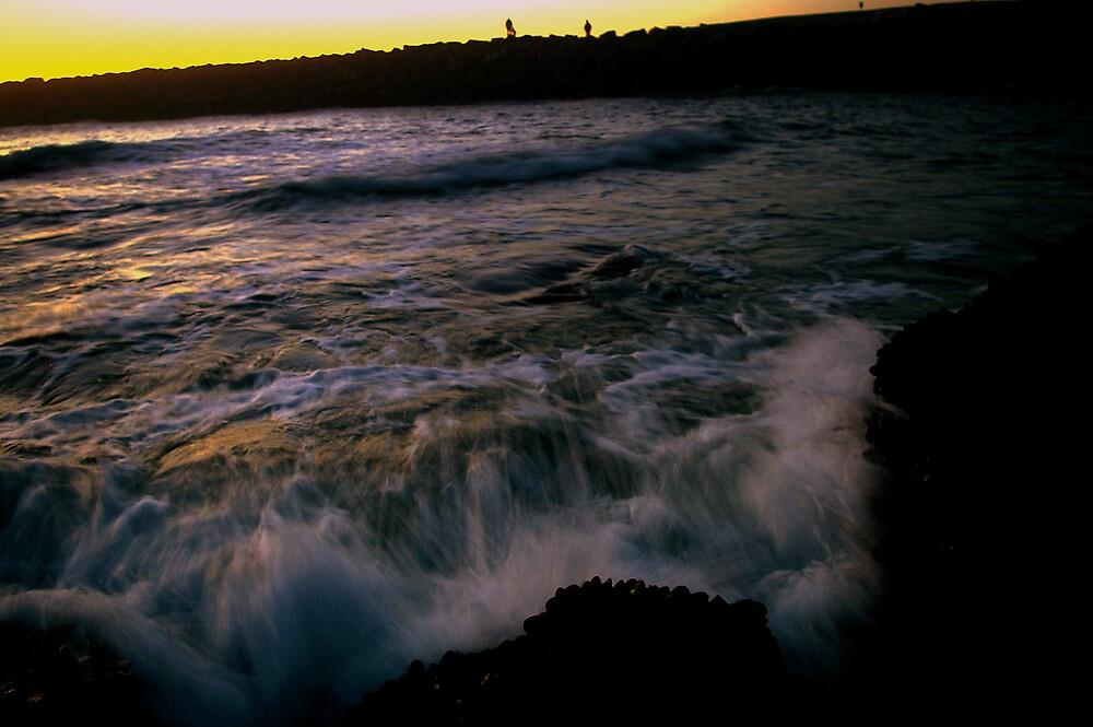 Tamarc Beach by Chris Popa
