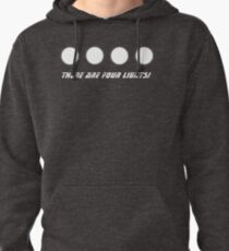 There are Four Lights Pullover Hoodie