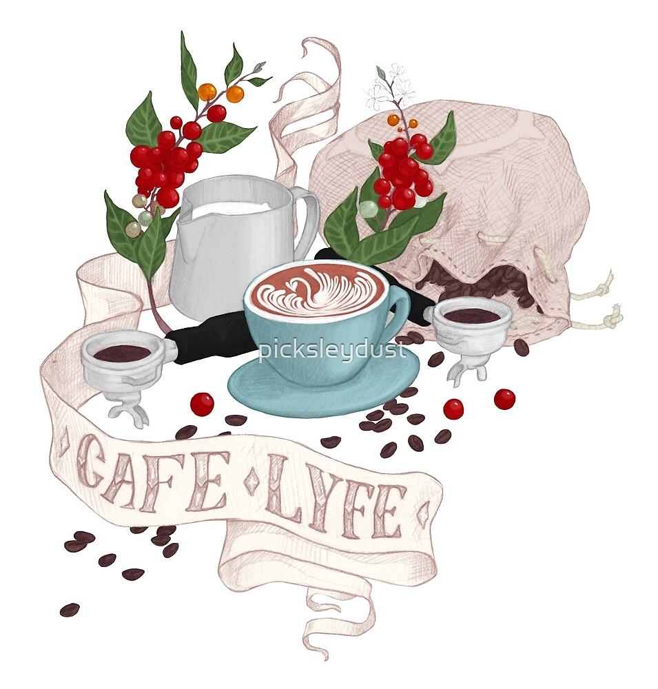 Cafe Lyfe by picksleydust