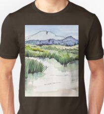 Wetland in Tarlton, Gauteng, South Africa T-Shirt
