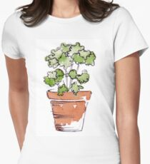 Herbs in pots - Parsley  T-Shirt
