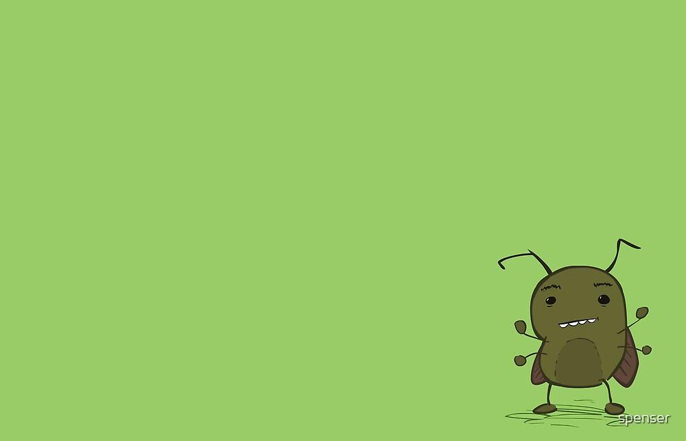 Roachy by spenser