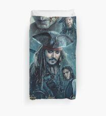 Pirates of the Caribbean: Dead Men Tell No Tales Duvet Cover