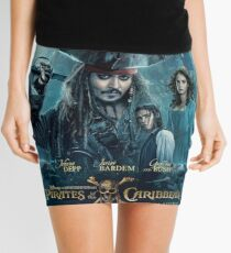 Pirates of the Caribbean: Dead Men Tell No Tales Mini Skirt