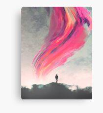 Where Fear Ends Canvas Print