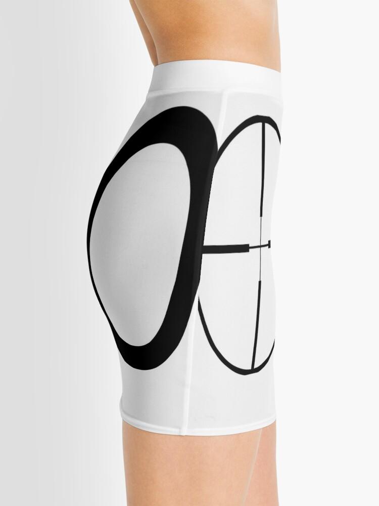 Vista alternativa de Minifalda Novato