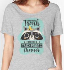 Trash Panda / Raccoon Women's Relaxed Fit T-Shirt