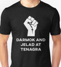 Darmak and Jelad at Tenagra Unisex T-Shirt