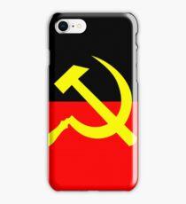 Aboriginal Left Flag iPhone Case/Skin
