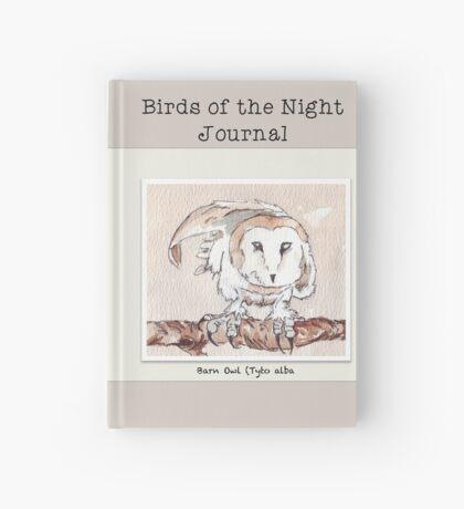 My Barn Owls (female) Hardcover Journal