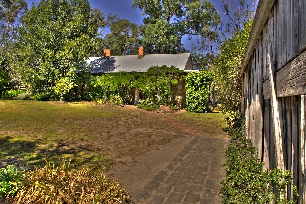 Schwerkolt Cottage by Colin  Ewington